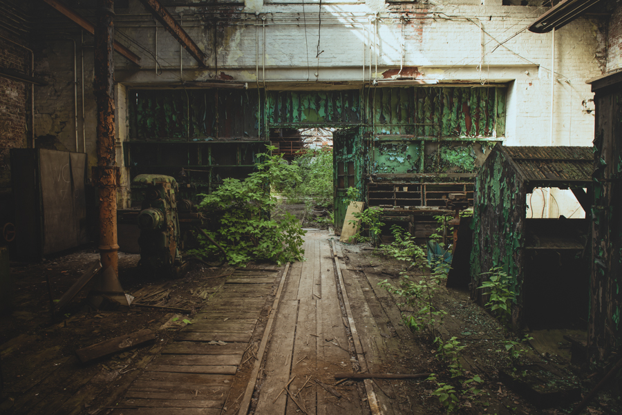 Lost Places ‹ Sonja Lautner Fotografie